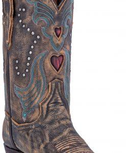 dan post ladies steel hearts boots