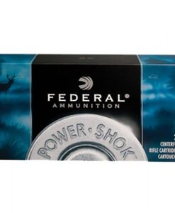 federal power-shok 6mm rem. 100 grain sp 20 rounds