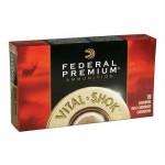 federal premium centerfire nosler ballistic tip .243 win. 95 grain nbt