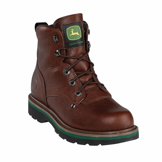 "john deere 6"" lace up"