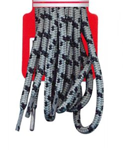 jobsite ultra strength braid round boot & shoe laces