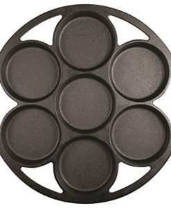 lodge l7b3 pre-seasoned drop biscuit pan