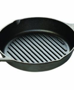 lodge logic cast-iron skillet grill pan