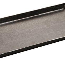 lodge logic pre-seasoned carbon steel griddle, 18-inch