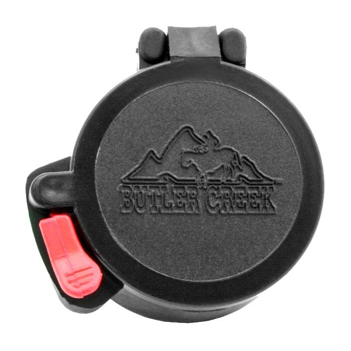 """butler creek flip open scope cover - 09a eye 1.485"""" [37.7 mm]"""