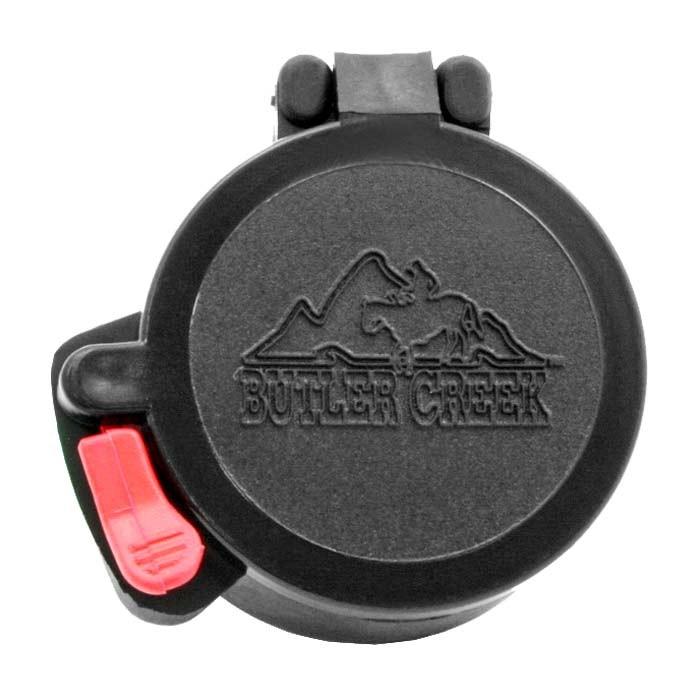 """butler creek flip open scope cover - 10 eye 1.516"""" [38.5 mm]"""
