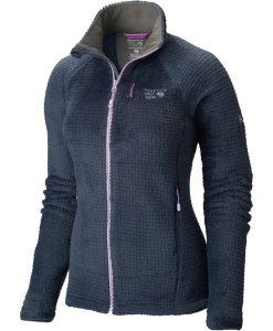 mountain hardwear women's monkey woman grid ii jacket