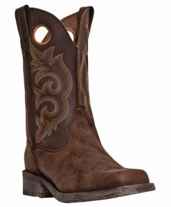 laredo men's vintage tan square toe prowler