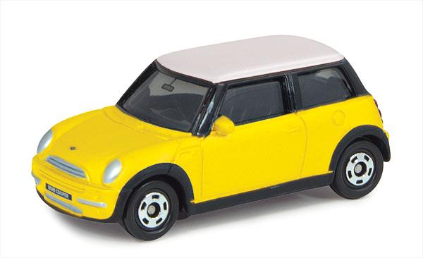 tomy 1/64 scale mini cooper