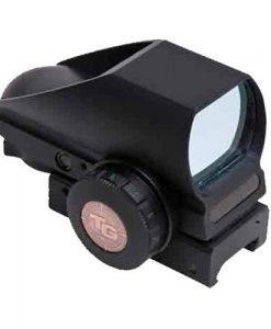 truglo tru-brite dual color open red-dot sight