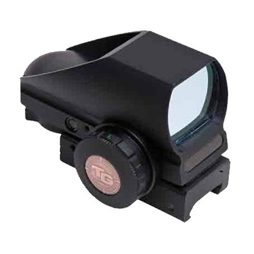 truglo tru-brite dual color open red-dot sight