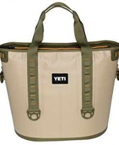 yeti 40 field tan/blaze orange