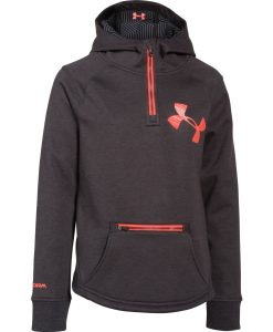 under armour girls' storm coldgear infrared dobson ½ zip