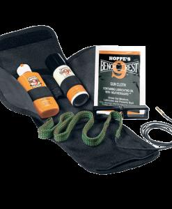 hoppe's boresnake soft-sided gun cleaning kit
