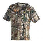 browning 3011252404 wasatch short sleeve t-shirt, realtree xtra