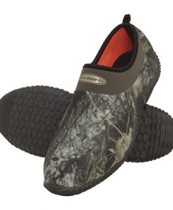 muck boot men's cikana fishing shoe-mossy oak break up