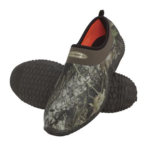 muck boot men's cikana fishing shoe-mossy oak break up