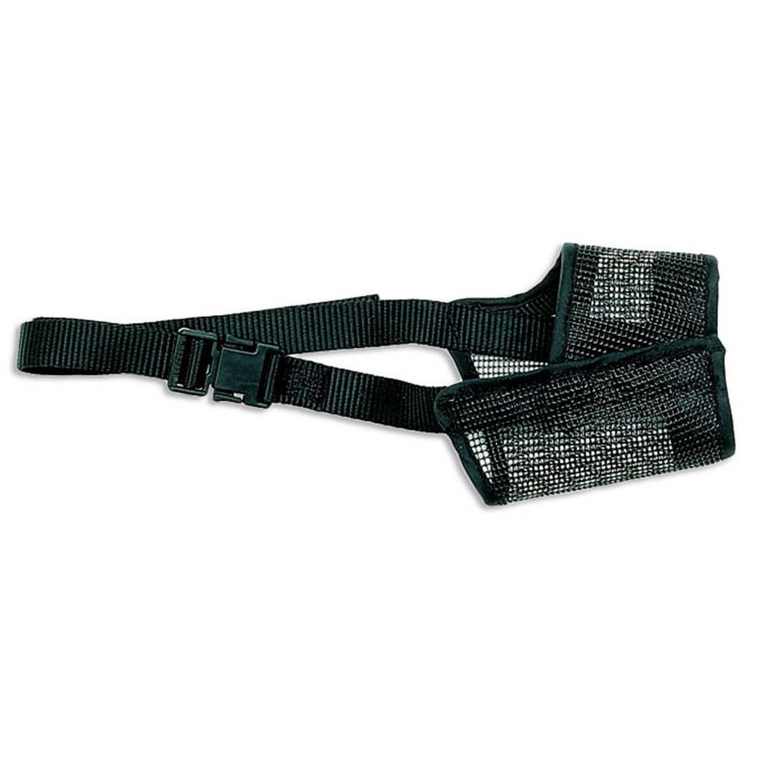 coastal pet best fit adjustable mesh dog muzzle