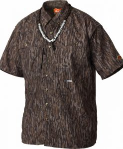 drake non-typical s/s dura-lite vented shirt