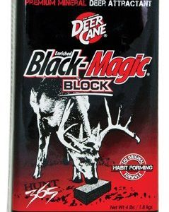 evolved industries 64525 black magic deer attractant