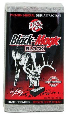 evolved industries 64525 black magic deer attractant