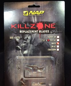 nap killzone maxx replacement blades