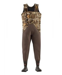 lacrosse teal il max-4 hd 600-gram chest waders, adv max-4, 8m