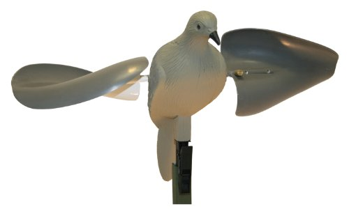 mojo outdoors wind dove decoy