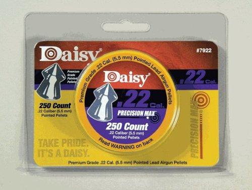 daisy pellet stl prem grd .22 250 ct