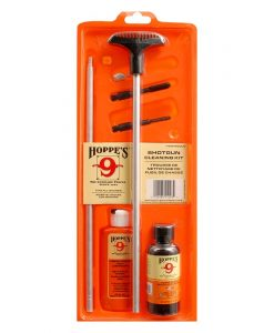 hoppe's shotgun cleaning kit with rod