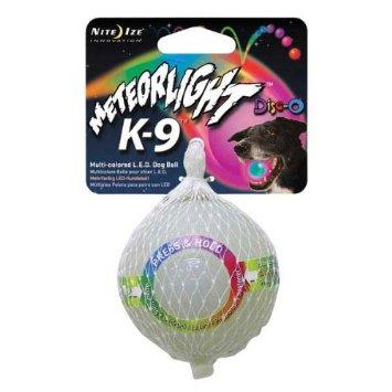 nite ize meteorlight k-9 led ball