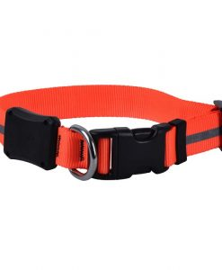 "nite ize nite dawg led dog collar large 18"" - 27"""