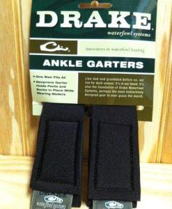 drake ankle garters