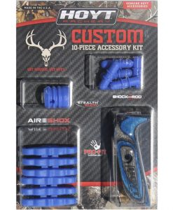 hoyt custom 10-piece accessory kit