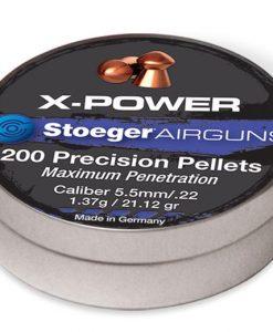 stoeger x-power precision pellets 200ct
