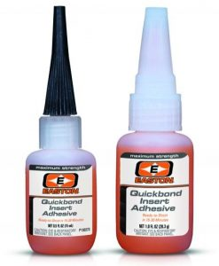easton quickbond insert adhesive 1 oz.
