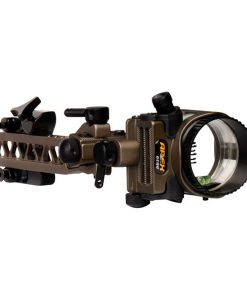 apex gear axim w/ micro push-button light & detachable bracket