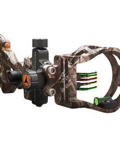 apex gear attitude 5 pin sight w / light