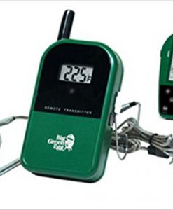 big green egg dual probe wireless thermometer