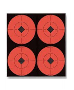 birchwood casey 40-3-inch target spots red