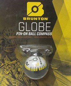 brunton pin-on ball compass