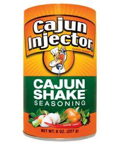 cajun injector cajun shake quick shake 8 oz.