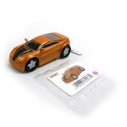 ertl 3 in. fantasy vehicle 4 orange car