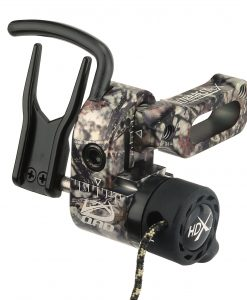 quality archery designs ultrarest hdx