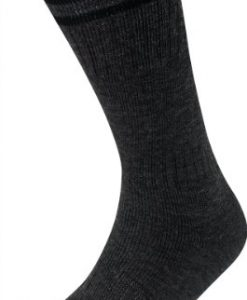 lorpen socks merino hunt crew charcoal