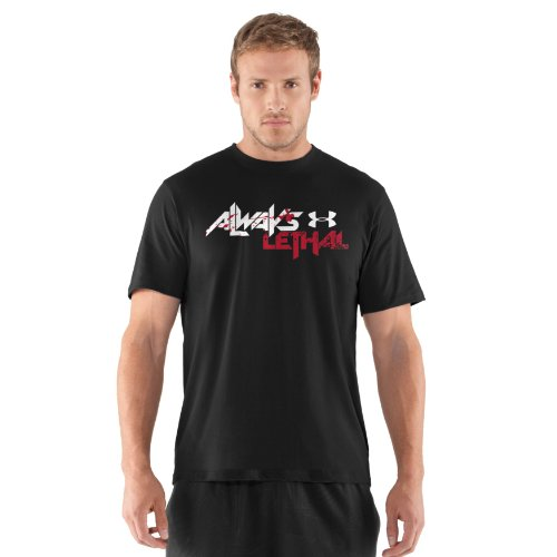 under armour men's always lethal™ t-shirt
