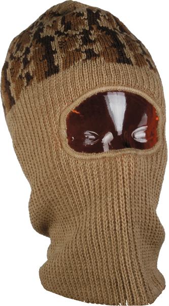 outdoor cap company knit facemask