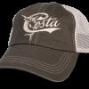 costa retro trucker hat