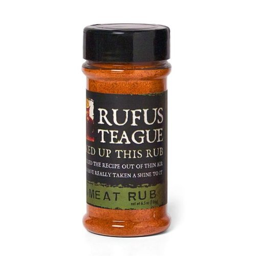 rufus teague meat rub 6.5oz