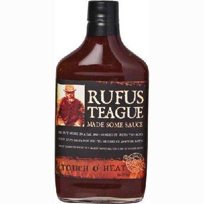 rufus teague touch o heat bbq sauce